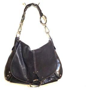 RUEHL No.925 thick leather shoulder bag